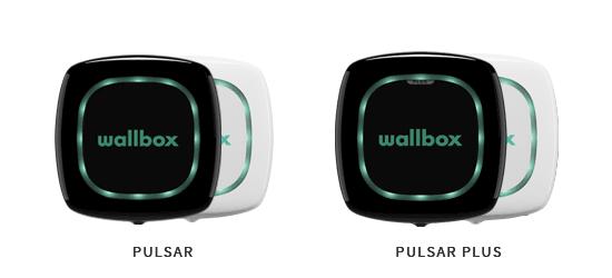 Wallbox Pulsar en Pulsar Plus