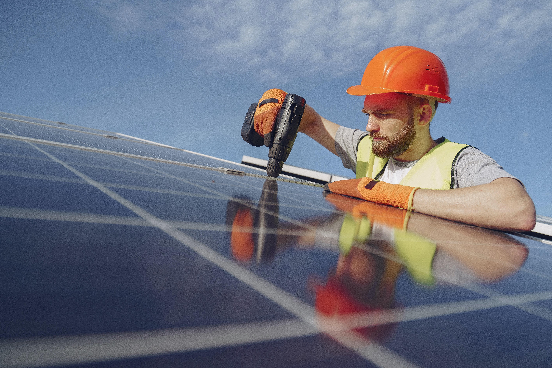 réparation panneaux photovoltaïques