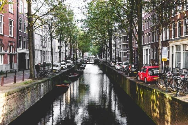 Laadpaal Amsterdam