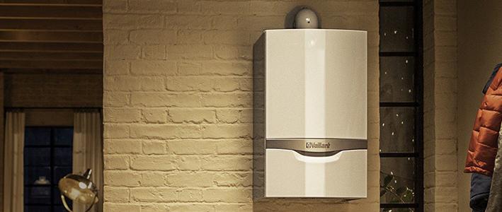 Vaillant boiler wall mounted