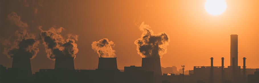 Powerplant polution