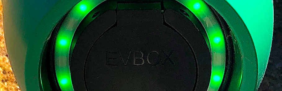 Laadpaal EVBox kia e niro