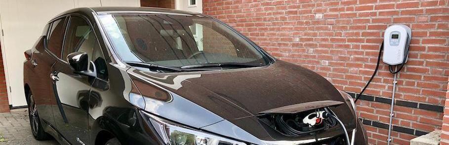 Zappi V1 Nissan