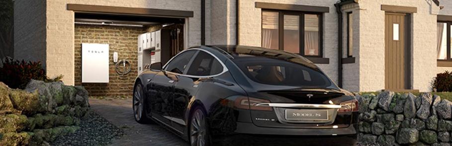 Tesla Powerwall and EV charging