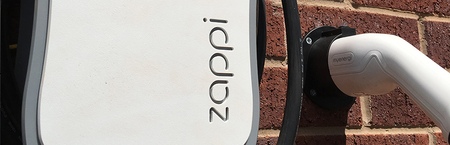 Zappi charger ev install cost