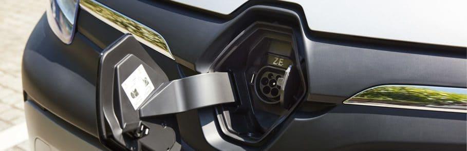 Renault Kangoo opladen