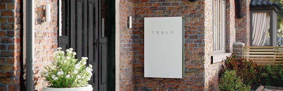 EV charging and Tesla Powerwall