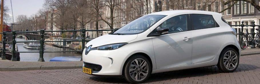 elektrische auto nederland