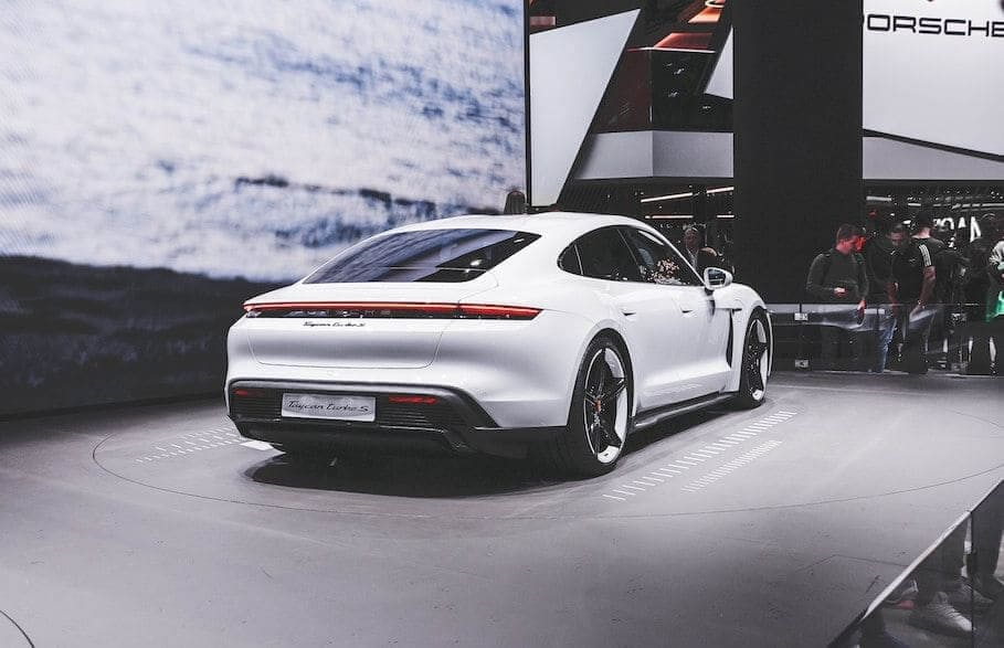 De snelste EV autos