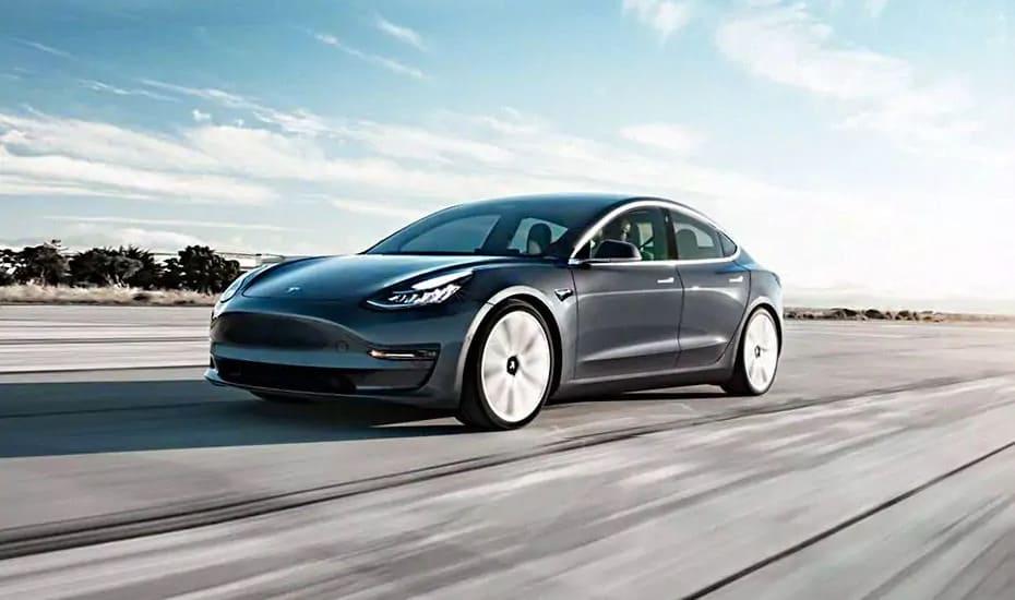 Tesla koers