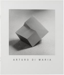 """Broschüre """"Arturo Di Maria"""""""