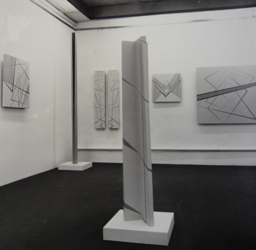 """Produzentengalerie Zürich """"Bilder und Skulpturen  1977"""""""