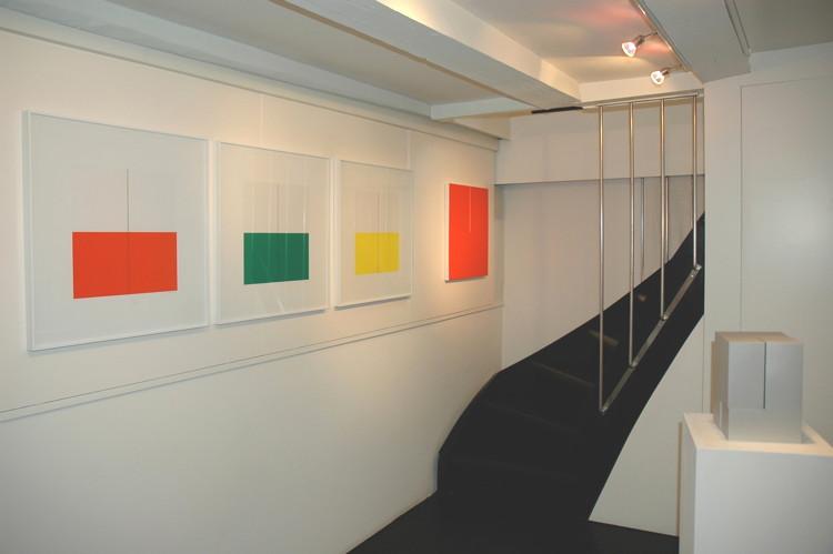 Galerie A. M. Andersen , Zürich 2009, Schweiz