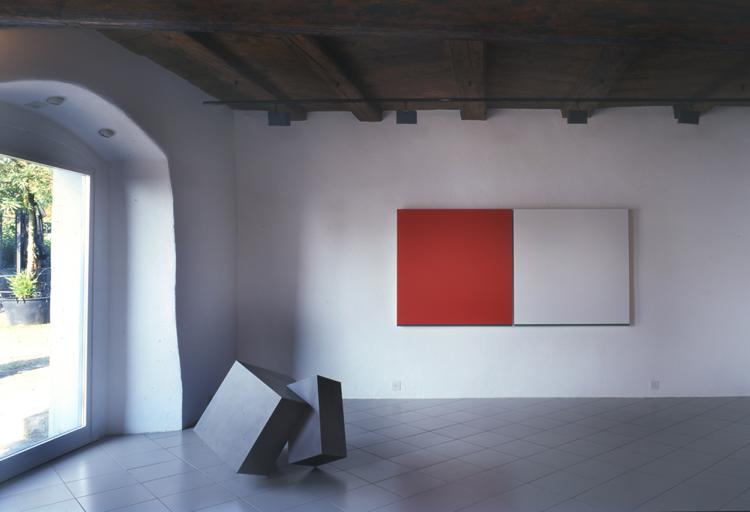 Galerie Carmen Weber, Zug 2005, Schweiz