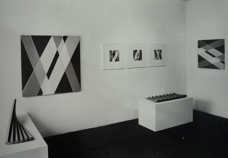 Galerie Krone 16, Adliswil, 1980