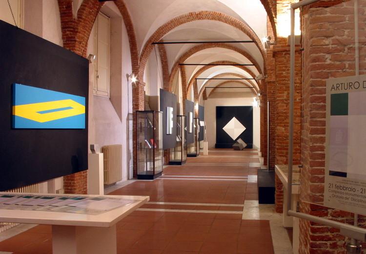 Museo Centro Storico, Finalborgo, Savona 2004