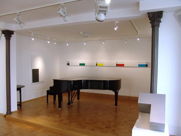Galerie Cervino, Augsburg 2005, Deutschland