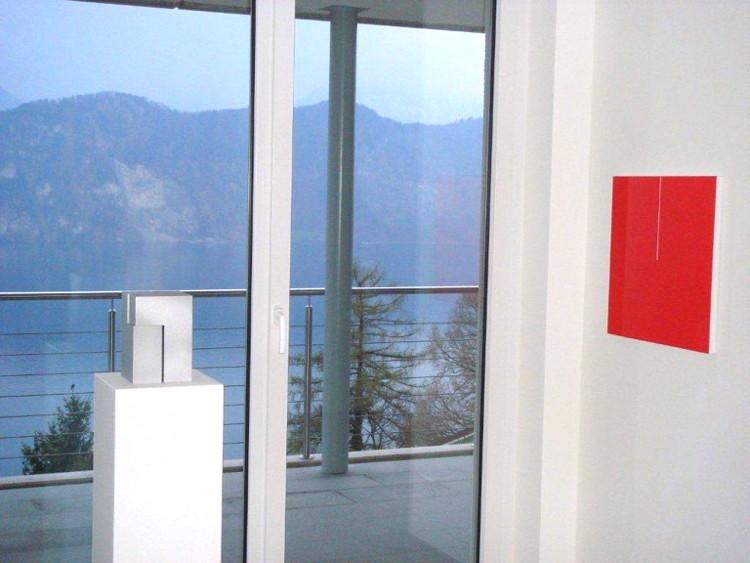 Bild - Skulptur 2009, Private Sammlung, Weggis, Schweiz
