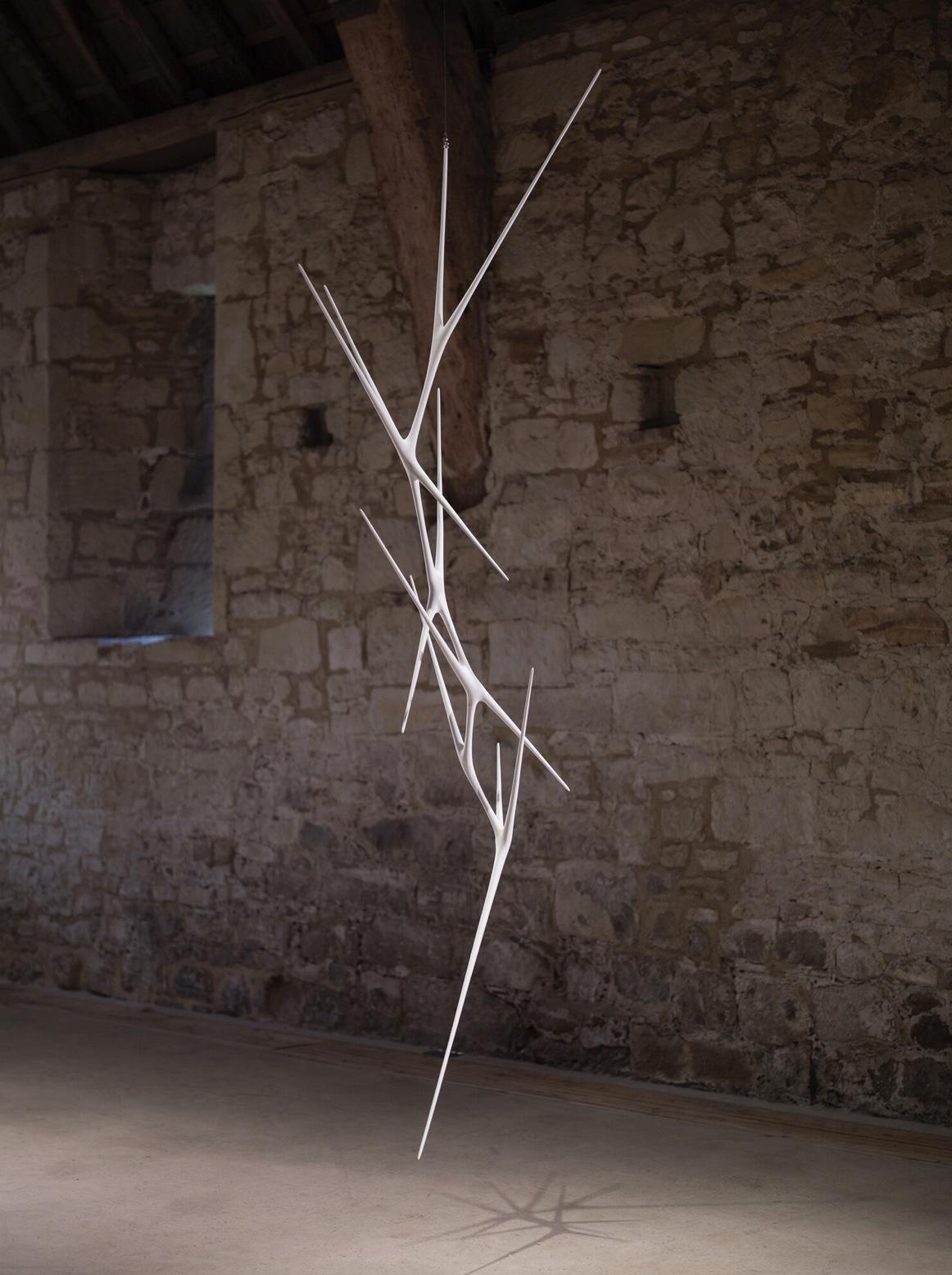Meridian 40419, 2019, a sculpture by artist Christopher Kurtz.