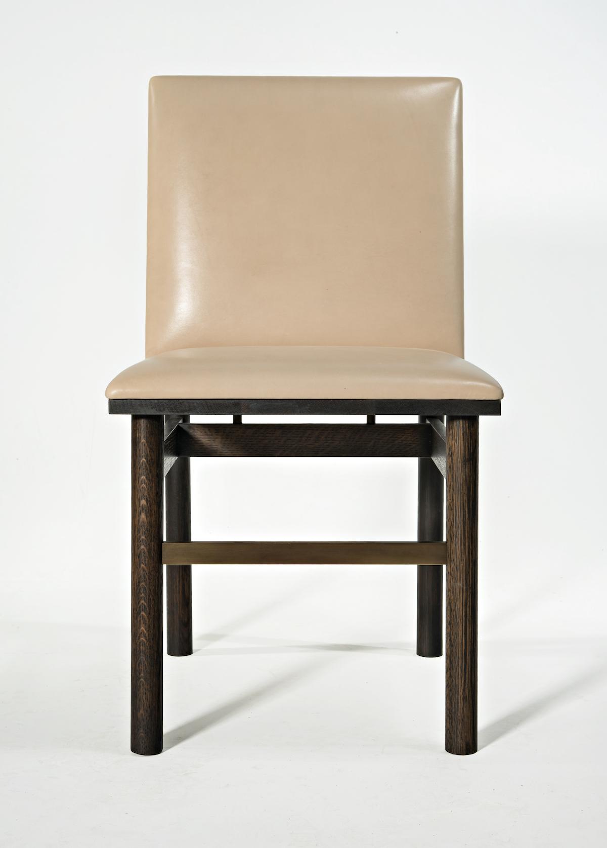 68th Street Chair by artist Christopher Kurtz