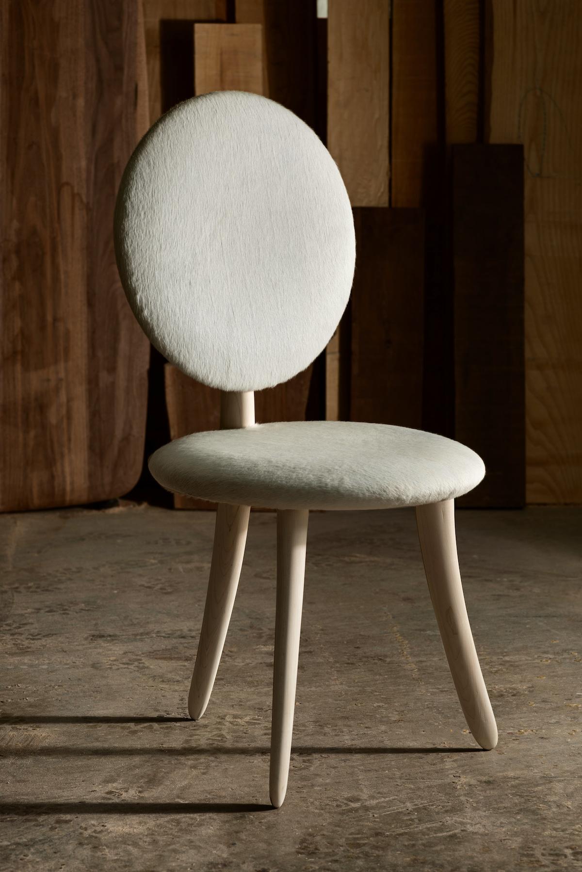 Willa's Chair by artist Christopher Kurtz