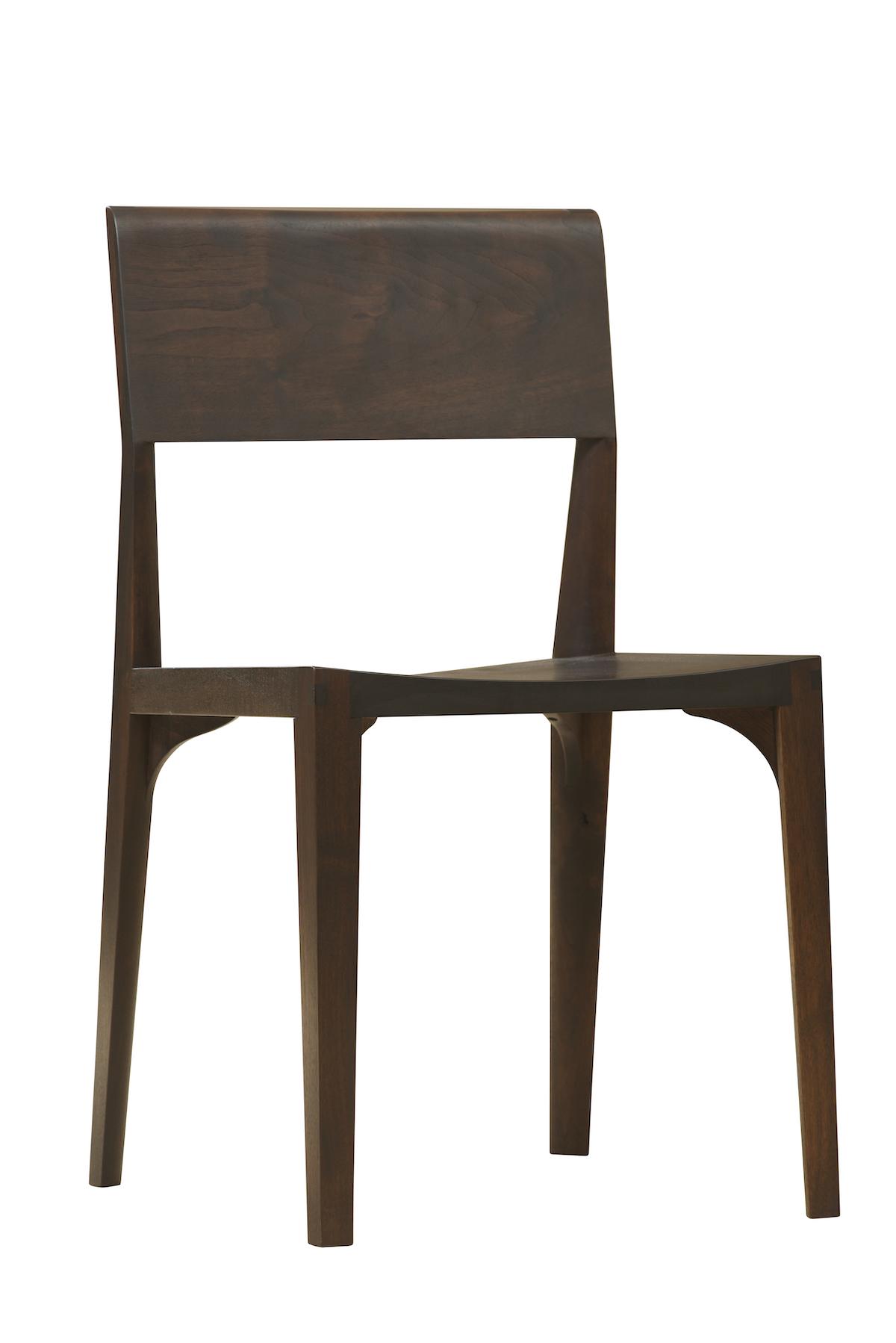 Quarter Round Chair by artist Christopher Kurtz