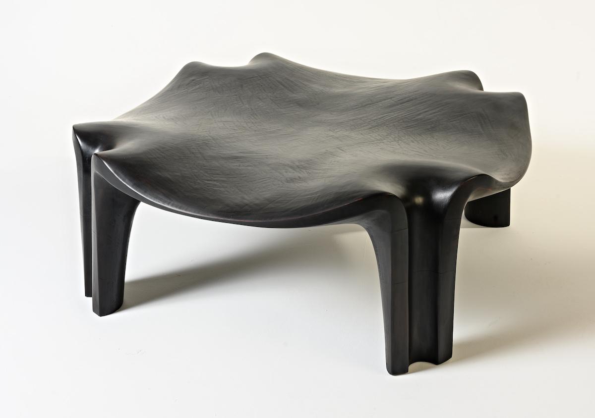Thebes Bench by artist Christopher Kurtz