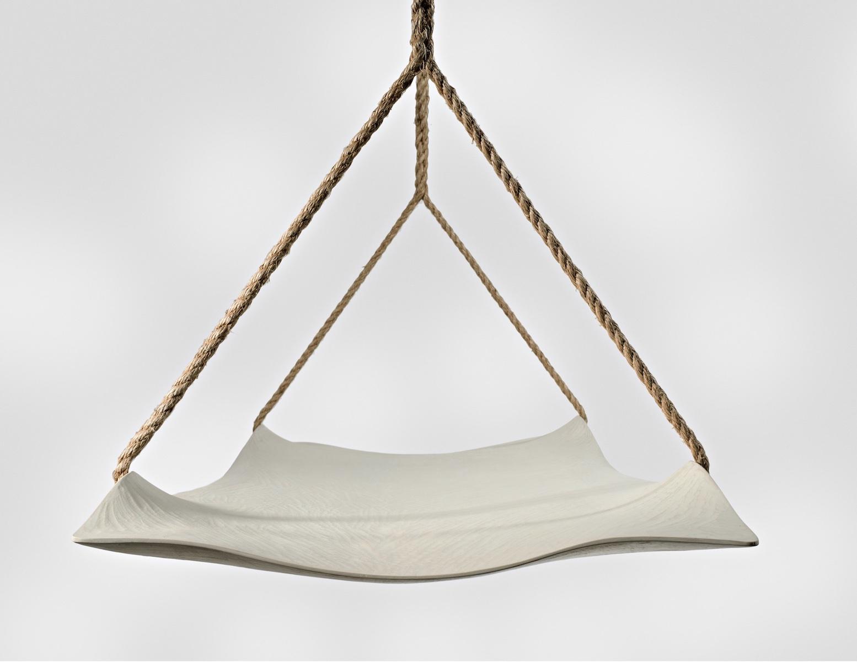 Swing Seat by artist Christopher Kurtz