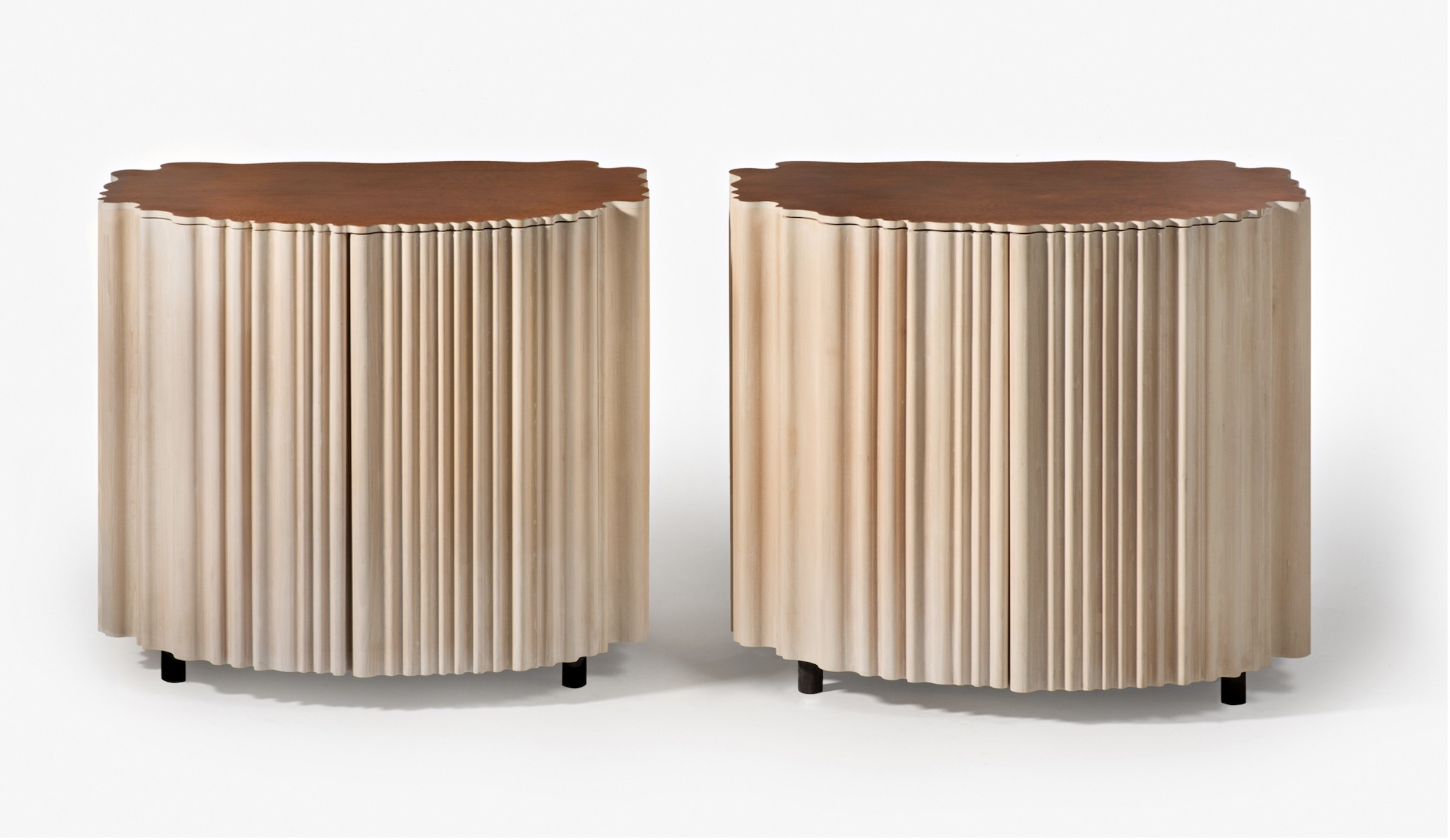 Pearl Cabinets by artist Christopher Kurtz