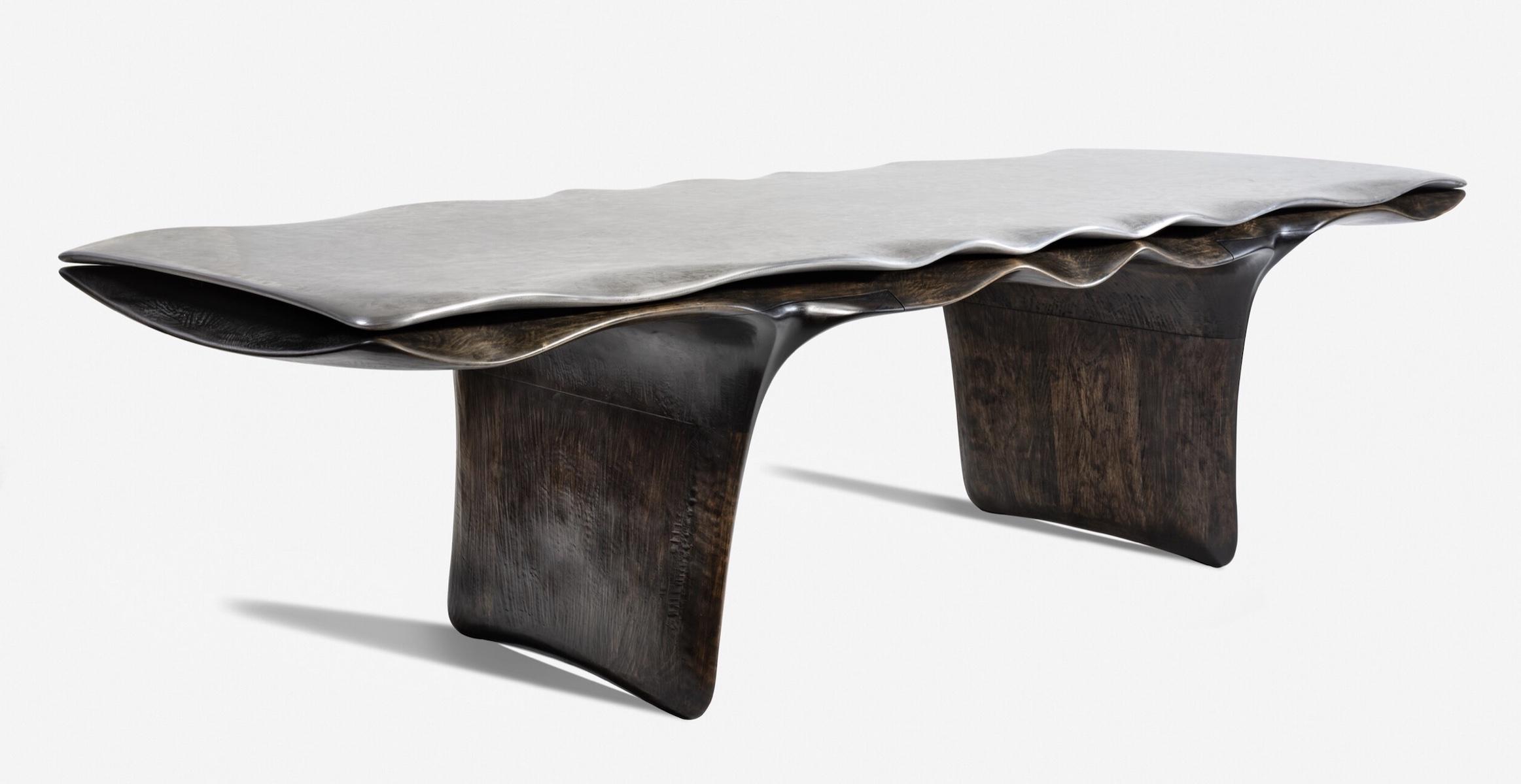Park Avenue Table by artist Christopher Kurtz