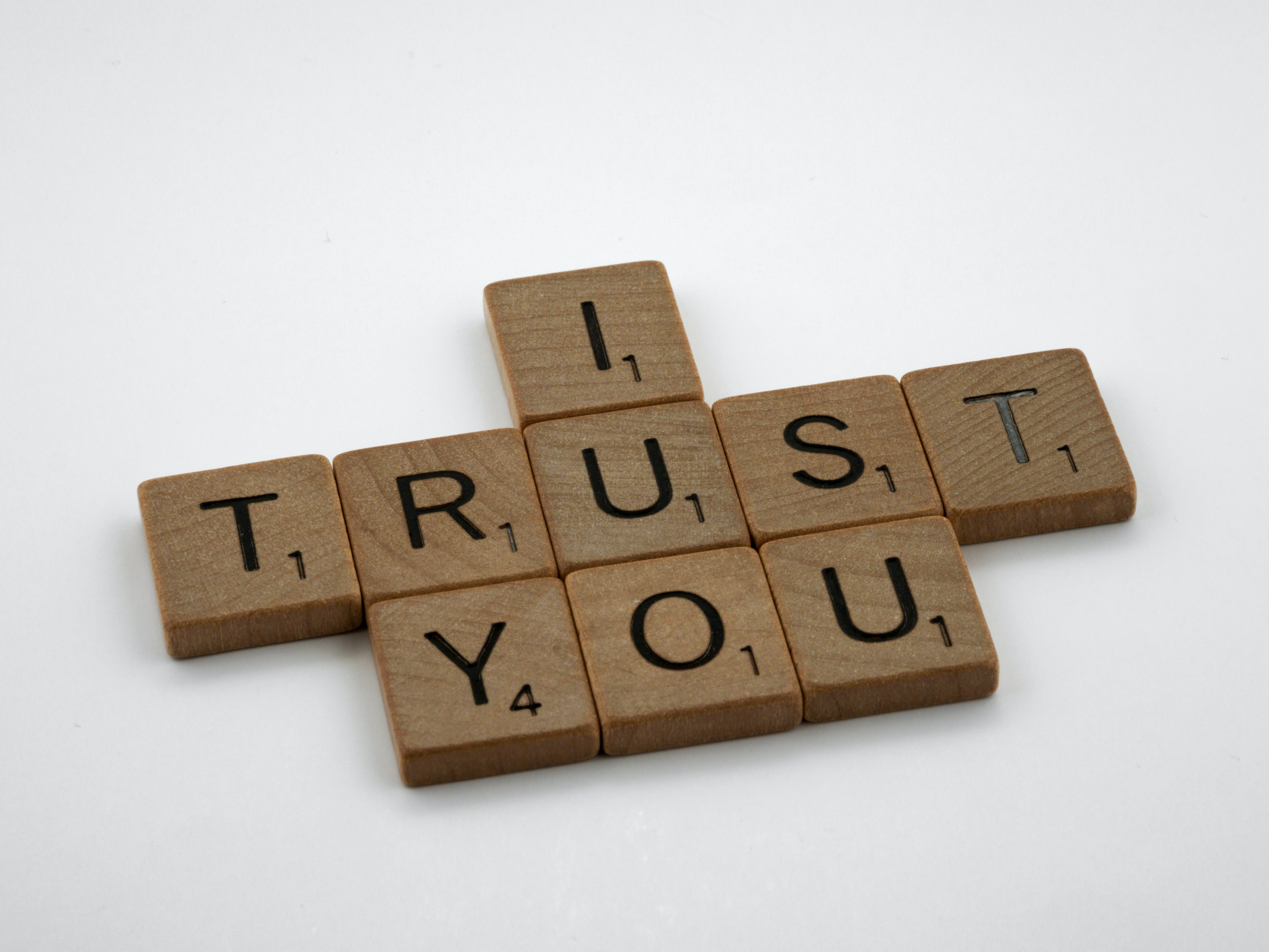 gain customer trust with data policies
