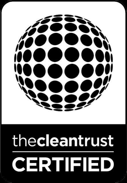 CleanTrust Certified Logo