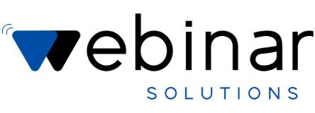 Webinar solutions logo