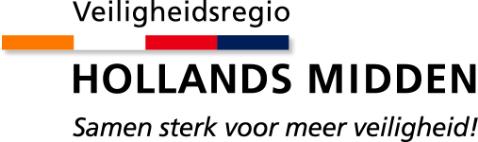 Veiligheidsregio Hollands midden logo