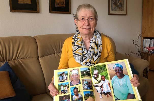 Madgalena Wolters berichtet von Ihrem Bildungsprojekt