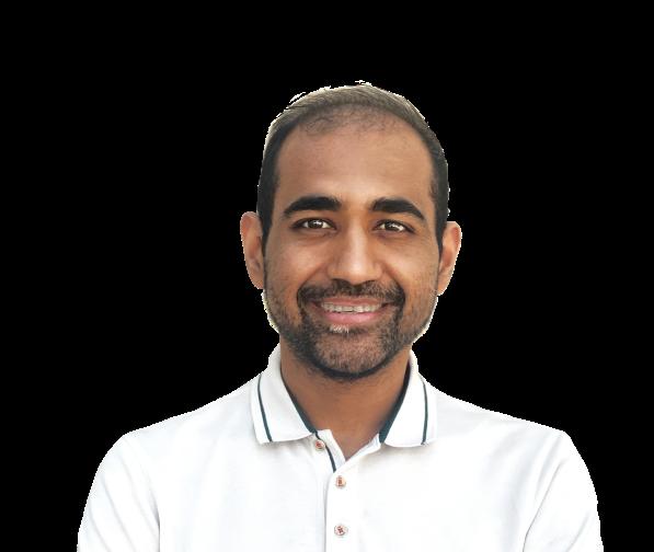 Vaibhav Lohia Headshot