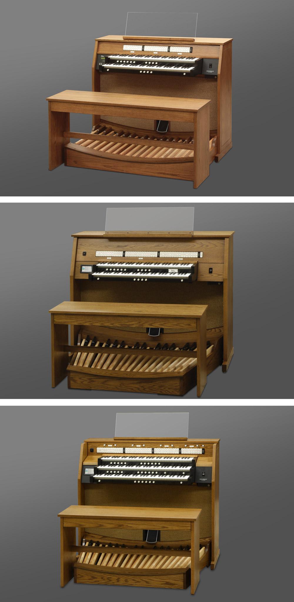 """Organiste professionnel ou amateur ? Profitez de notre offre exclusive """"orgue d'étude"""" !"""