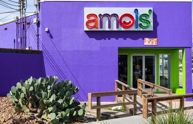 Amols storefront