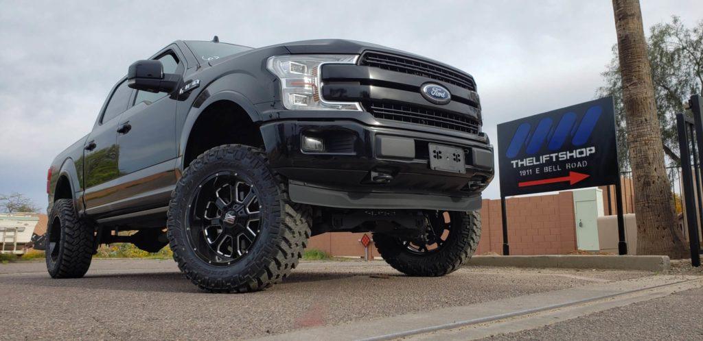 """2019 Ford F150 - 6"""" ProComp Lift - 20x10 XD Bucks - 35x12.50R20 Nitto Trail M/T"""