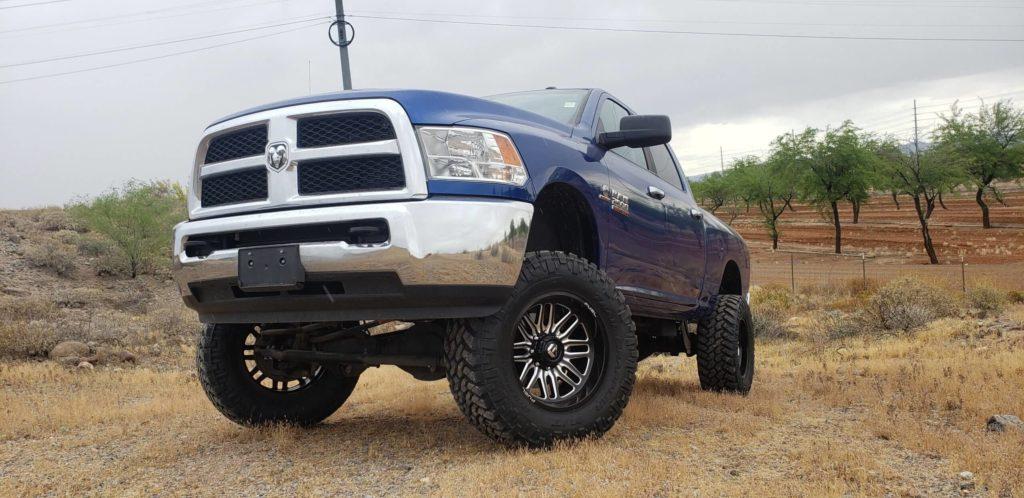 """2014 Dodge Ram 2500 HD - 6"""" ProComp Lift - 20x10 Fuel Ignite - 37x13.50R20 Nitto Trail M/T"""