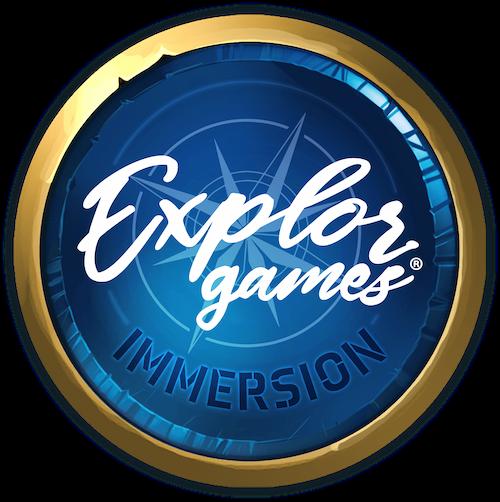 logo Explor Games® est un jeu d'aventure scénarisé, dont vous êtes les héros.