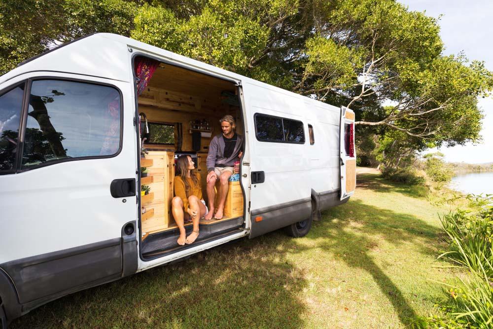 Find a Caravan Loan with Money Matchmaker