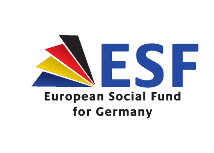 Partner logo of ESF