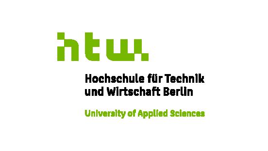 Partner logo of HTW Berlin