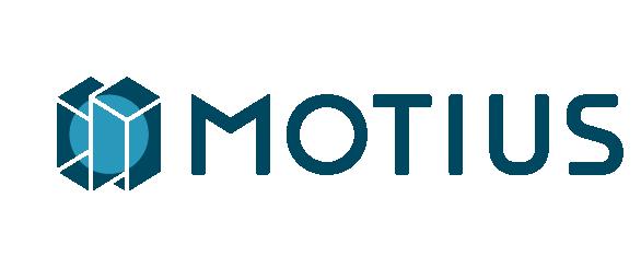Logo of customer Motius