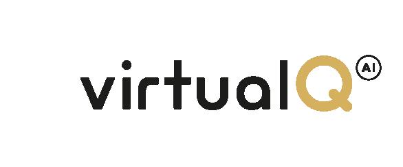Logo of customer virtualQ