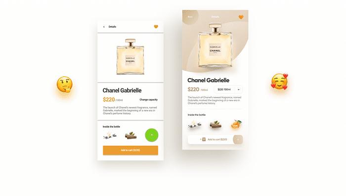 generic vs custom UI design