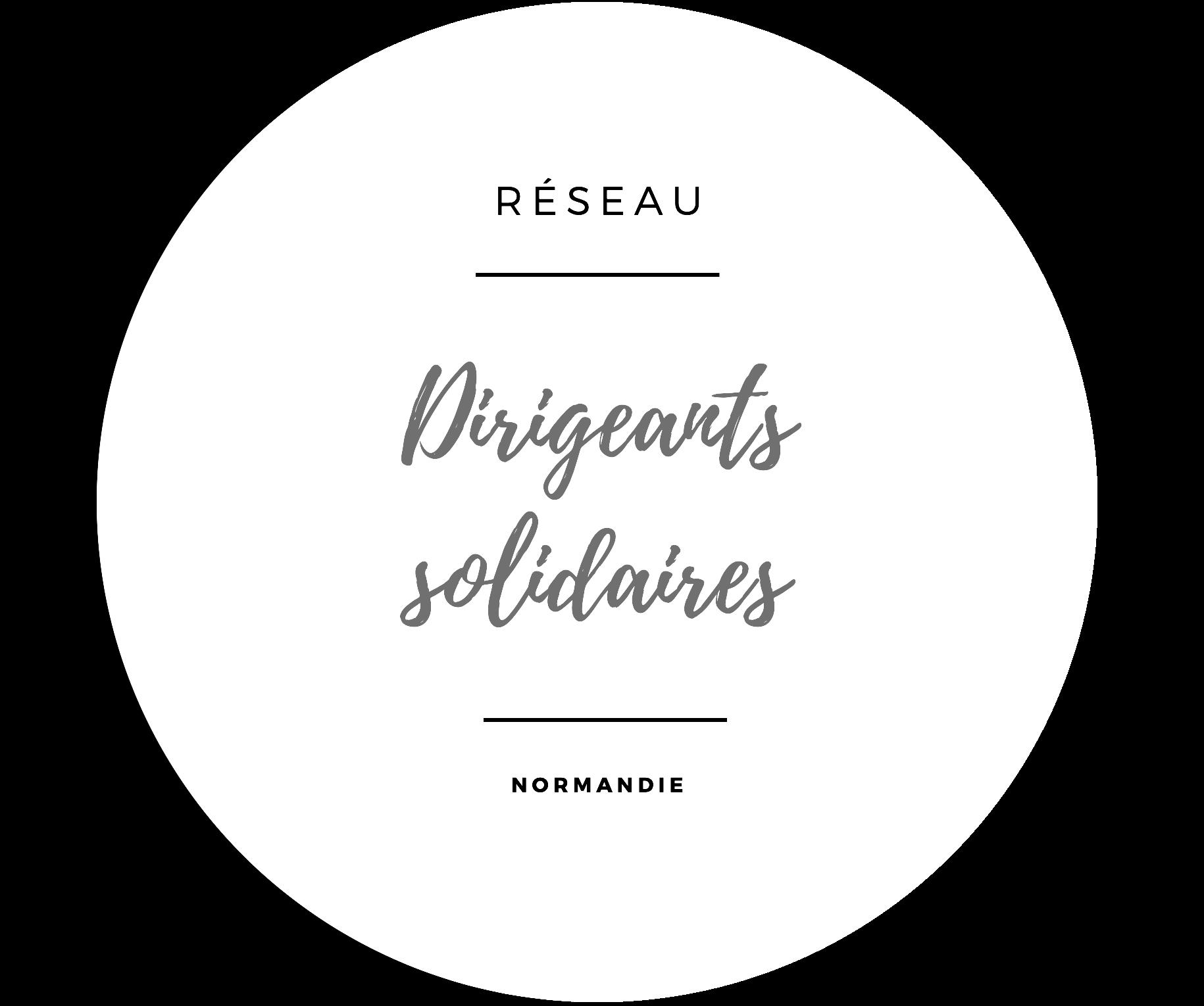Logo Réseau Dirigeants Solidaires
