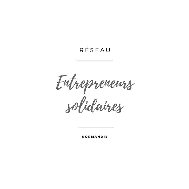 Logo Réseau Entrepreneurs Solidaires