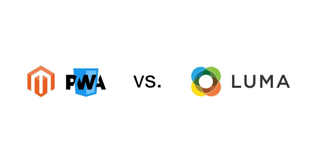 PWA Studio vs. Magento Luma: features comparison
